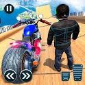 Bike Stunt Game - Mega Ramp Impossible Tracks icon
