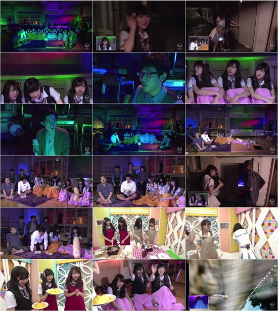 (TV-Variety)(720p) Kawaiian for ひかりTV 4K 夏の特番 「恐怖!怪談肝試しクッキング4K」 170819