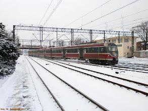 Photo: EN57-2067, Bydgoszcz Główna - Toruń Wschodni {Toruń Wschodni; 2013-01-12}