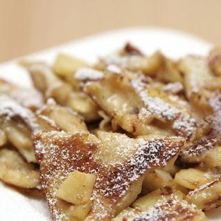 Easy Homemade Apple Pancakes