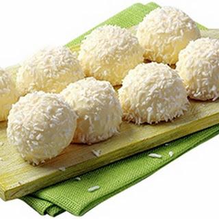 Coconut Lemon Truffle Recipes