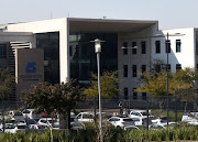 The company's head offices in Johannesburg.