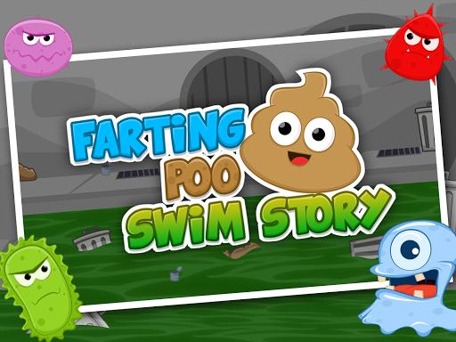 Farting Poo Go: Fart Poop Run