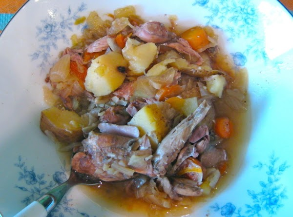 Squirrel Stew For A Crowd Recipe