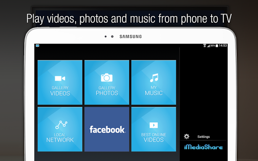 iMediaShare – Photos & Music screenshot 7