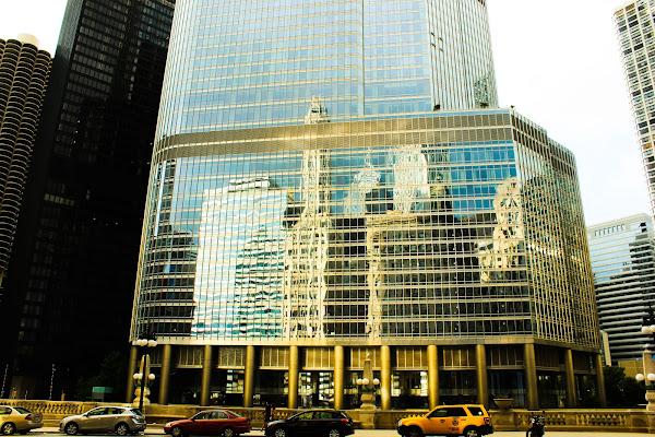 grattacieli riflessi di PietroC