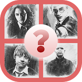 Harry Potter character quiz icon