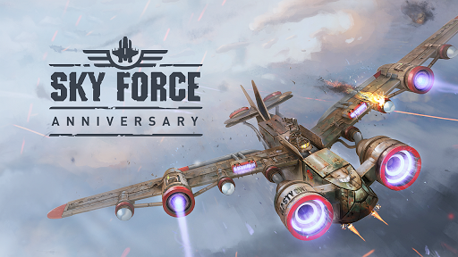 Sky Force Anniversary – Apps no Google Play