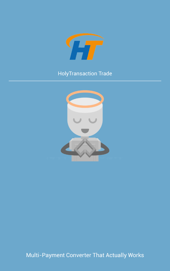 HolyTransaction Trade: captura de pantalla