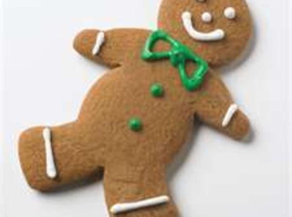 Gingerbread Cookie Mix In A Jar Recipe