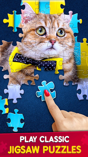 Jigsaw Puzzles Clash - Classic or Multiplayer 1.1.3 screenshots 1