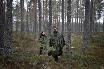 Photo: Tanja, Kahn og Jan Ståle