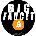 Bitcoin Big Faucet icon