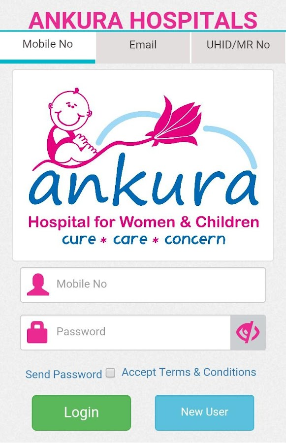 Ankura Hospital- screenshot