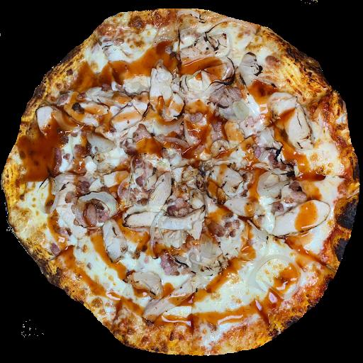 The Buffalo Chicken Pizza (8 inch)