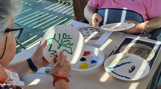 El Museo vuelve a llevar actividad presencial a las residencias de mayores
