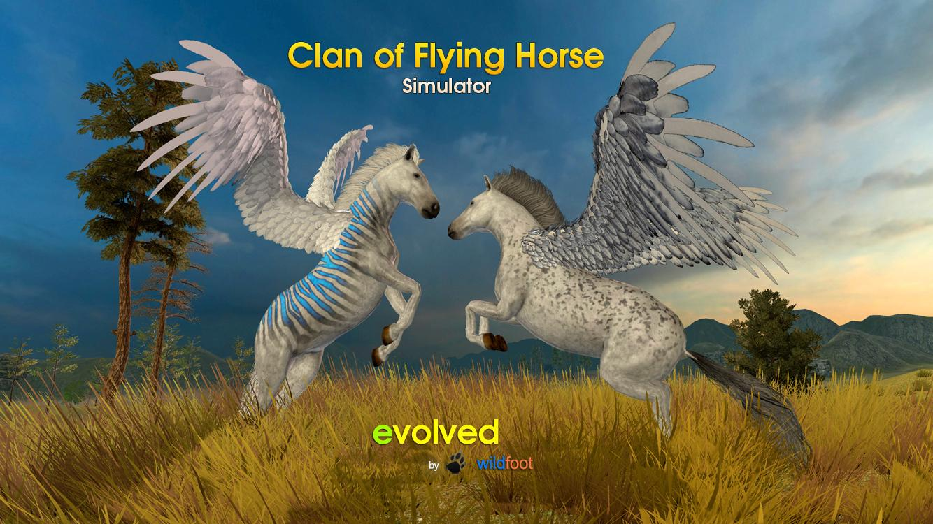 clan of pegasus flying horse android apps on google play