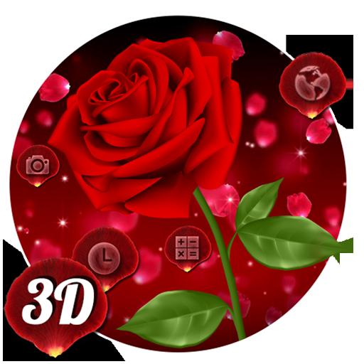 3D Rose Launcher 5.34.10