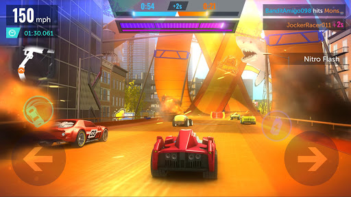 Hot Wheels Infinite Loop screenshot 7