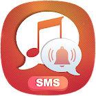 Best SMS Ringtones & Notifications Free 2018 icon