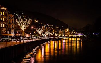 Photo: Glowing #River   #Altena #Germany #Lenne