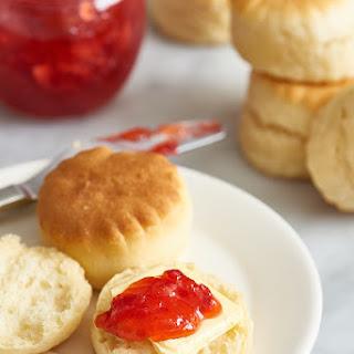 How To Make Easy No-Cook Strawberry Freezer Jam.