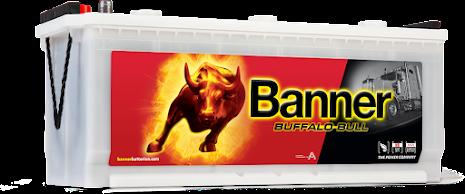 Banner Buffalo Bull SHD PRO 12v 145Ah