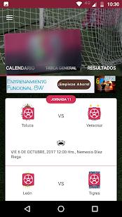 Liga MX Femenil - náhled