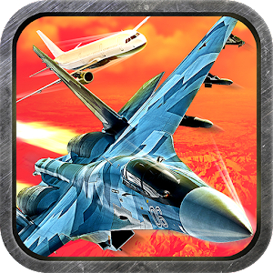 Jet Fighter Traffic Air Race for PC and MAC