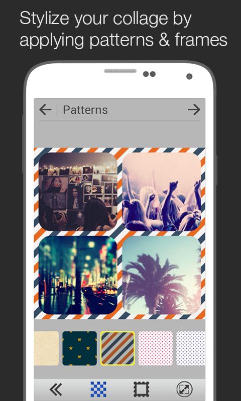 InstaCollage- screenshot