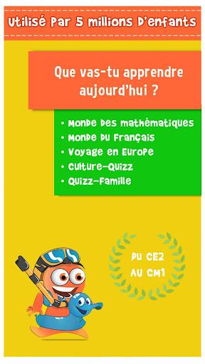 iTooch Cahiers de vacances CE2