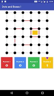 Dots and Boxes screenshot