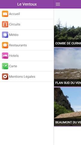 android Le Ventoux Screenshot 0