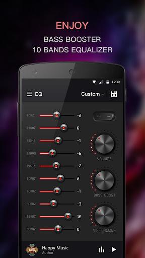 MP3音樂播放器 均衡器+
