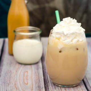 Iced Caramel Coffee #BrunchWeek.