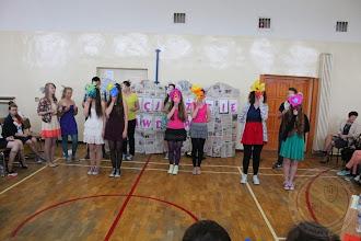 Photo: Debata Samorządów Uczniowskich z szkół Białegostoku zorganizowana w ramach XV Białostockiego Forum Szkół (16.06) występ Kawiarenki Literackiej