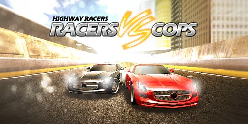 Racers Vs Cops : Multiplayer APK MOD screenshots 1