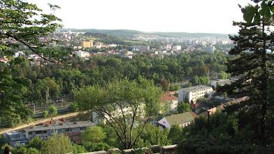 Photo: Parcul Central Simion Barnutiu - situat pe malul Somesului Mic (2012.08.21)