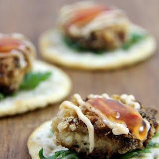 Gluten Free Mini Crab Cakes.