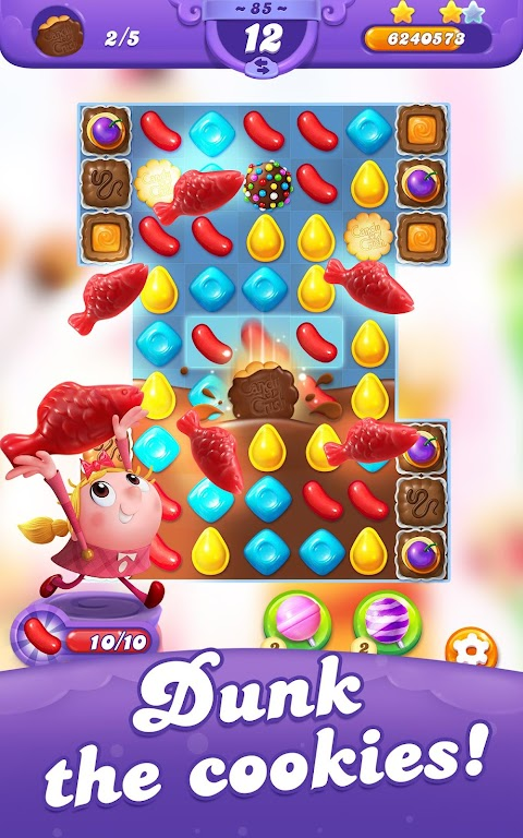 Candy Crush Friends Saga poster 7