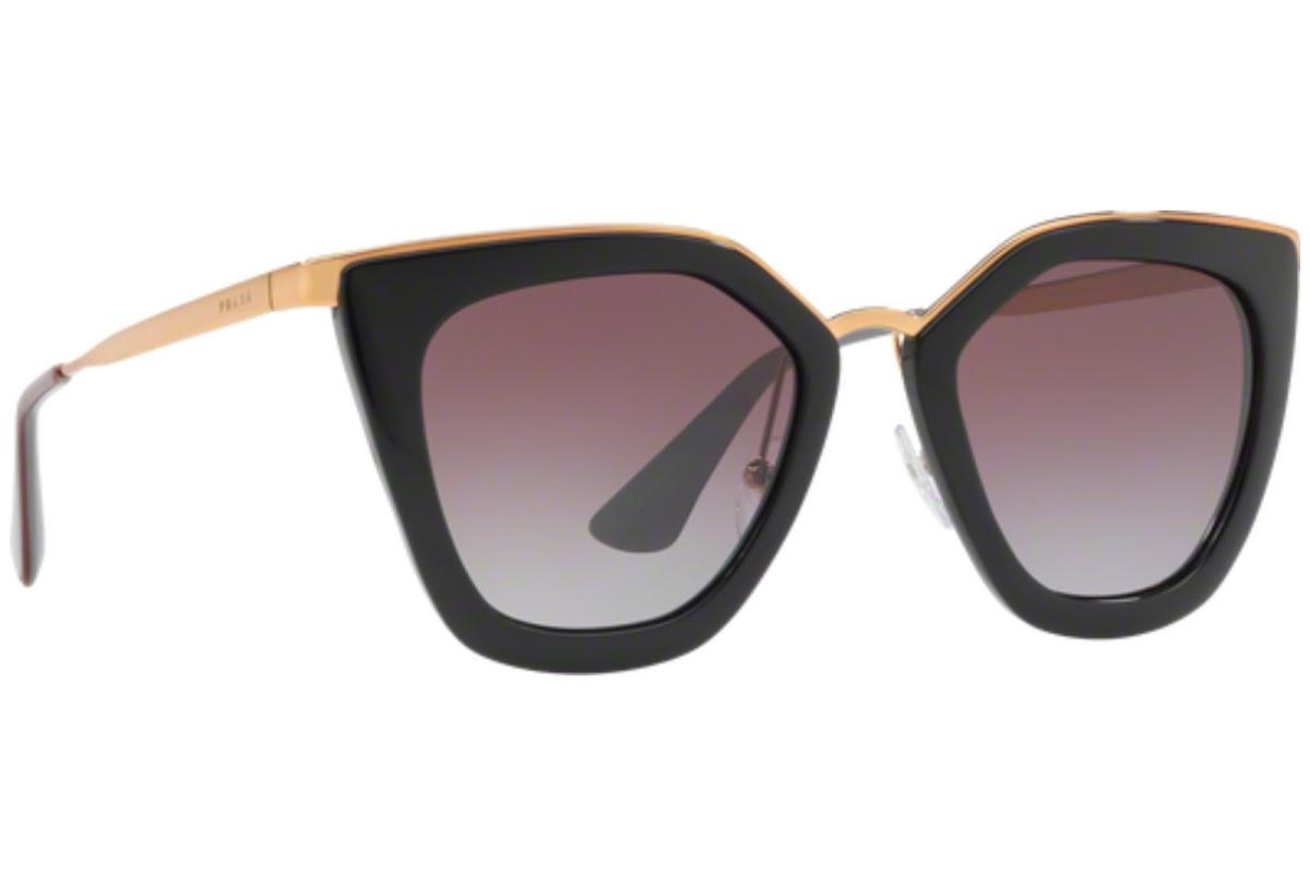 c16775bab9b Polarized Sunglasses Prada Catwalk PR 53SS C52 1AB2A0