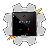 E-thermostat for Tasker