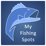 My Fishing Spots Icon
