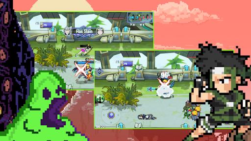 Télécharger Gratuit Monstre contre héros Moba APK MOD (Astuce) screenshots 2