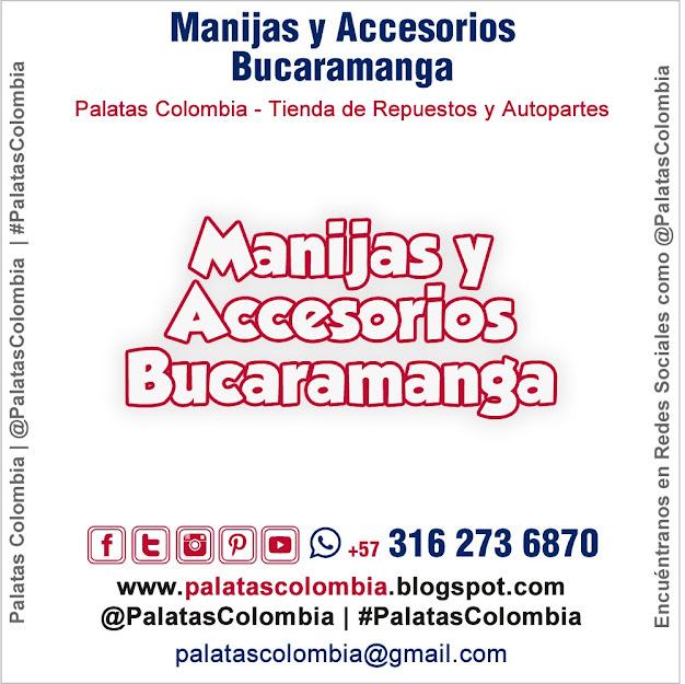 Manijas y Accesorios Bucaramanga