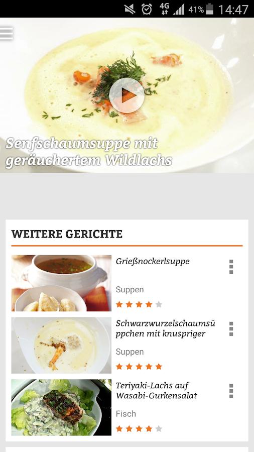 Große Kochschule.TV - Android Apps on Google Play | {Kochschule comic 47}