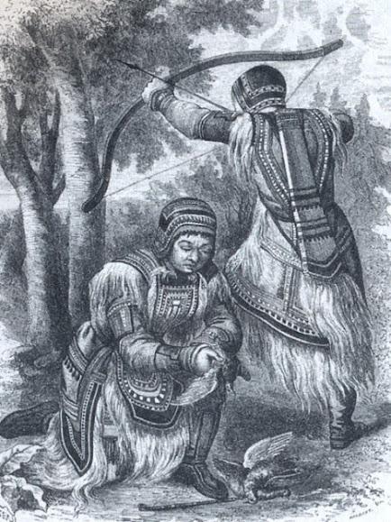 эвенки