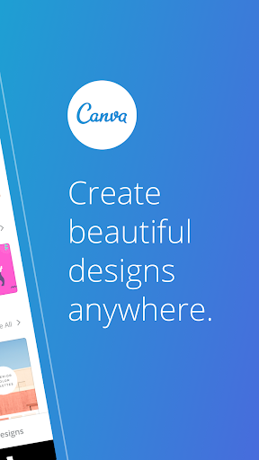 Canva – Create beautiful designs anywhere, faster. app (apk) free download for Android/PC/Windows screenshot
