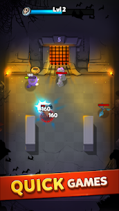 Mage Hero MOD (Unlimited Gems/Coins/Purchase) 2