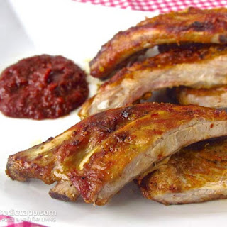 BBQ Pork Ribs Recipe